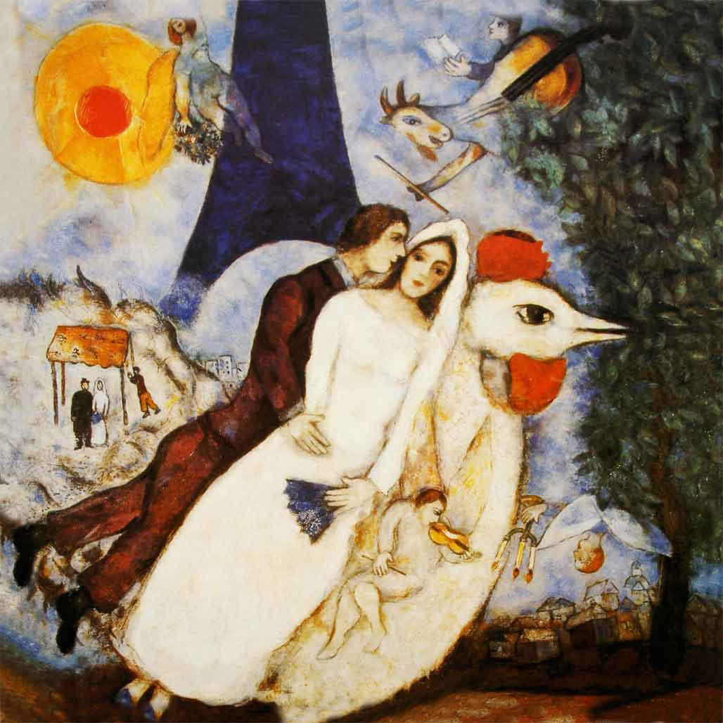 an introduction to the life and career of the painter chagall Marc chagall (7 july 1887 28 march 1985), was a russian-jewish artist, born in belarus (then russian empire) and naturalized french in 1937, associated with several key art movements and was one.